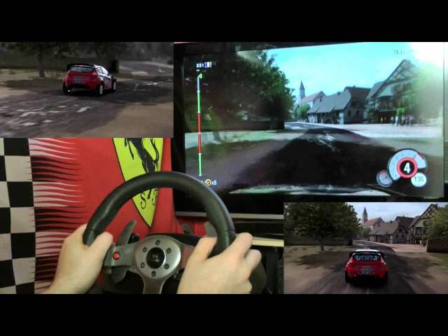 WRC 3 Hands on part 4