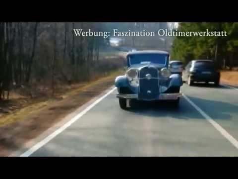 Faszination Oldtimerwerkstatt - Wanderer, Horch, Röhr, Mercedes, DKW, Audi & Co.