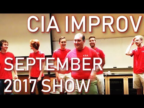 (September 2017) CIA Improv Show