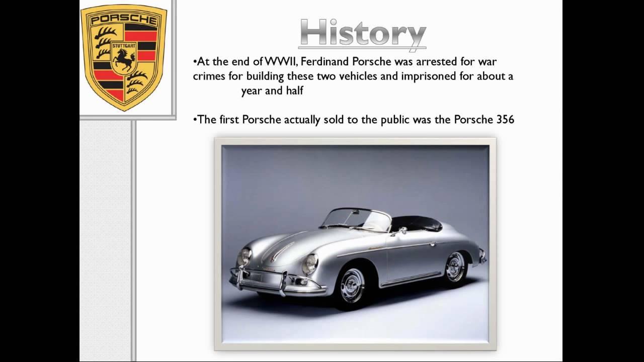 porsche case study Porsche case presentation 1 porsche presented by: abdilahi abdi karim g1224243 issa muktar adan g1235591 musliza musa g1236556 siti.