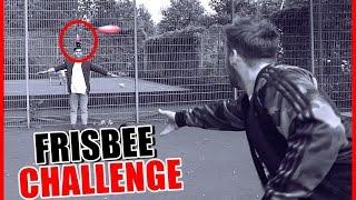 Ksfreak vs Krappi | Frisbee Challenge Extreme | + Bestrafung