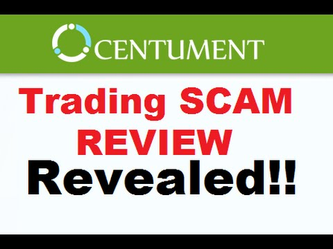 Centument LTD Tradding SCAM REVIEW - Full EXPOSURE!!!