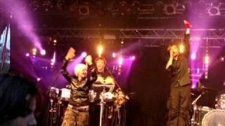 Kontrust - The Smash Song (Live @ Geuzenpop, Enschede 07-08-2010)