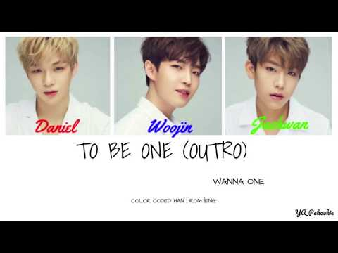 Free Download Wanna One | To Be One (outro) Lyrics Eng|rom|han Mp3 dan Mp4