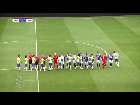 Samenvatting Jong sc Heerenveen - SC Cambuur