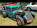 Mad Max V8 Ford Rat Rod Coupe - 1932?