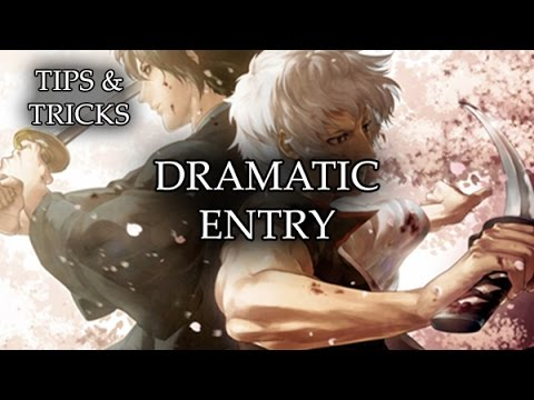 Tips & Tricks - Dramatic Entry - RPG Maker MV