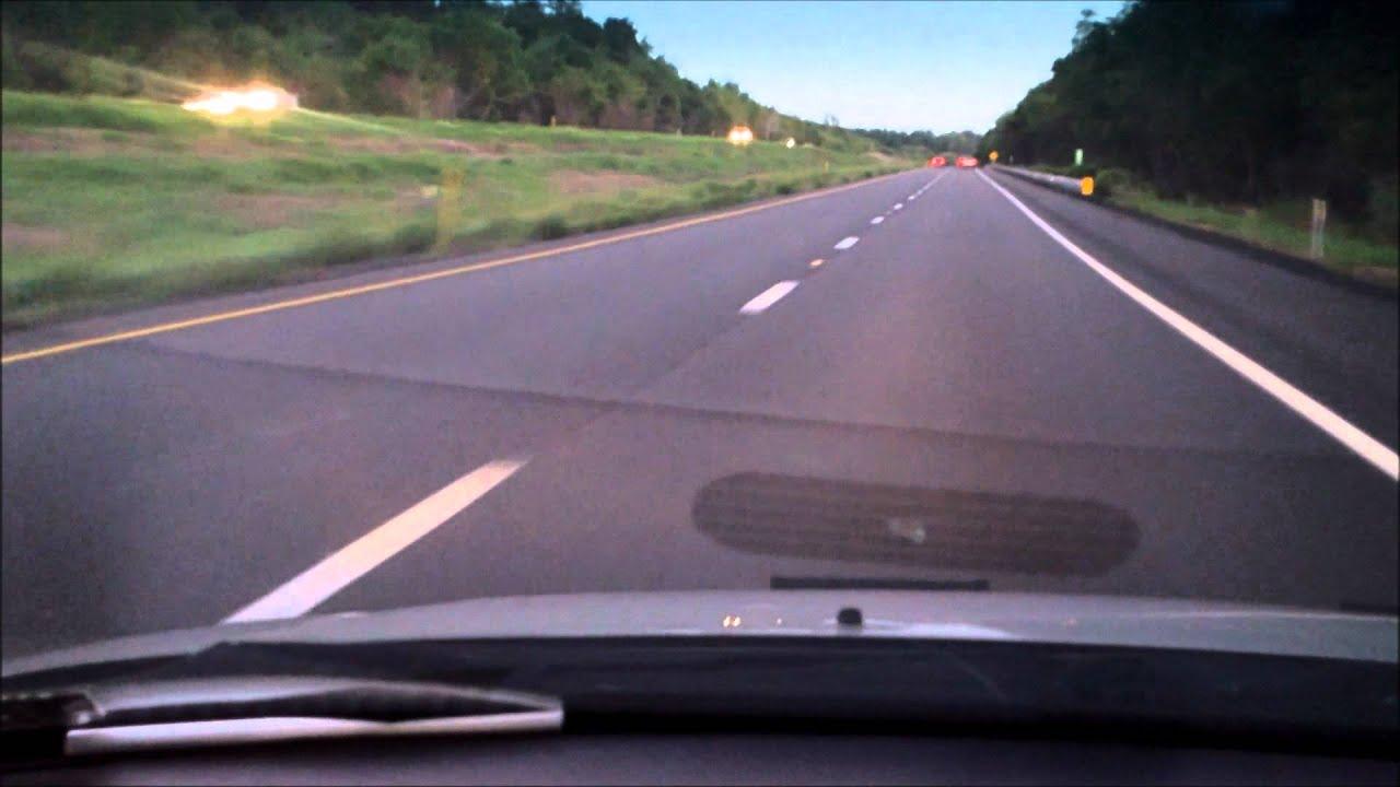 HIT BY POLICE RADAR- Cheap cobra super long distance! XRS970