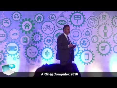 ARM Computex 2016: ARM Cortex-A73 and GPU Mali-G71 (Bifrost) for VR