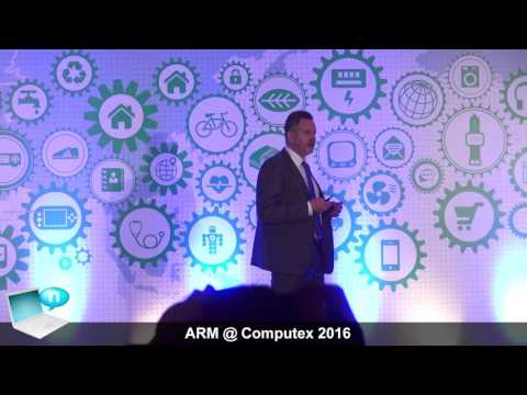 ARM Computex 2016: ARM Cortex-A73 and GPU Mali-G71 (Bifrost) for VR