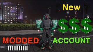 GTA 5 Online MODDED ACCOUNT Showcase