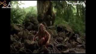 Phim kinh dị - Cá sấu khổng lồ  xổng chuồng
