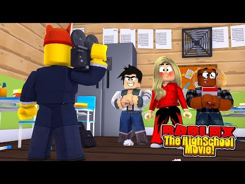 ROBLOX - THE HIGH SCHOOL MOVIE!!