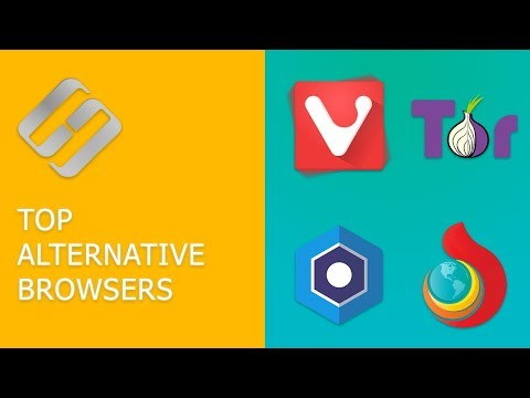 Top Alternative Browsers for Windows: Tor, Blisk, Vivaldi, Torch 🥇🌐💻