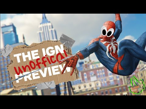 Marvels Spider-Man - The Unofficial IGN Preview