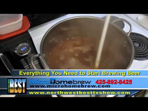 Micro Homebrew Kenmore Washington YouTube