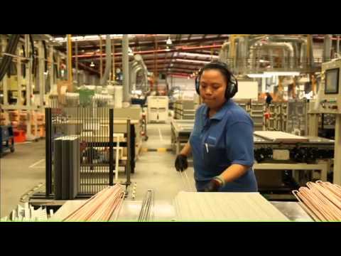 Daikin Air Conditioning Factory