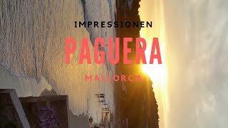 Paguera / Peguera Mallorca - Impressionen vom Urlaubsort in 4K UHD
