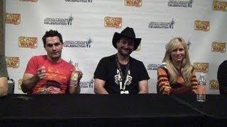 Star Wars Celebration VI Clone Wars Season 5 Full Press Conference w/ Dave Filoni, Sam Witwer & Cast