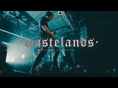 "Wastelands - ""Before I Go"" (Official Video) Live at Razzmatazz"