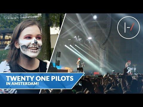 twenty one pilots @ Heineken Music Hall Amsterdam 2016