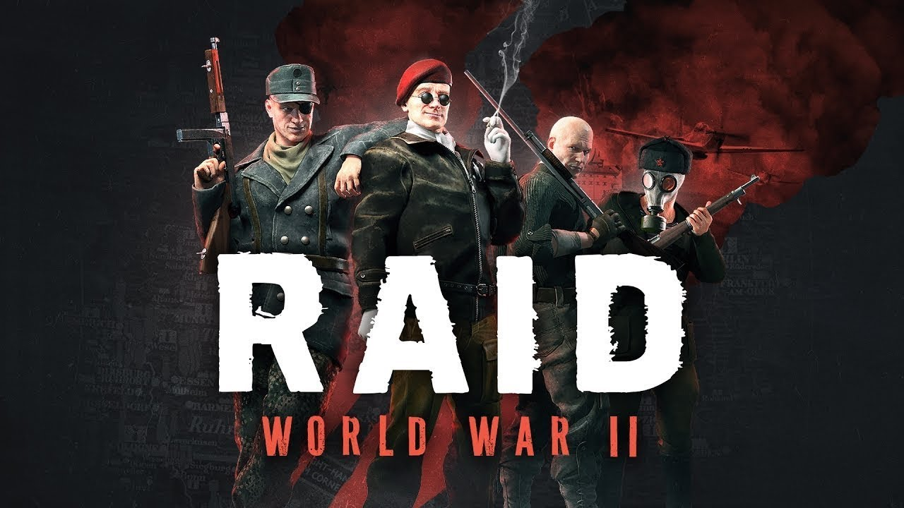 Image result for Raid: World War II PC Game