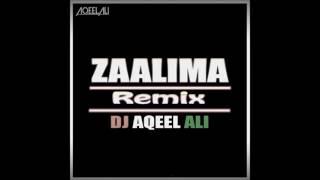 Gambar cover ZAALIMA REMIX 2017