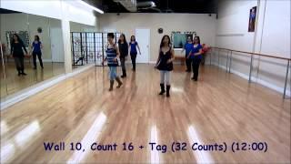 Baby Get Down ~ Debbie McLaughlin - Line Dance (Dance & Teach)