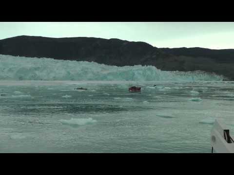 Grønland:10 Eqi gletsjeren