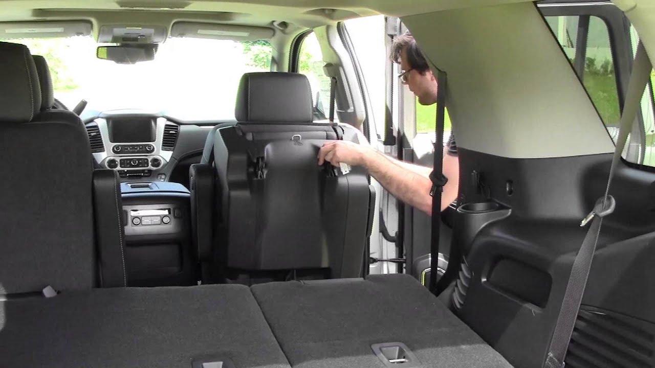 Snapshot series 2015 yukon automatic folding rear seats arena buick gmc