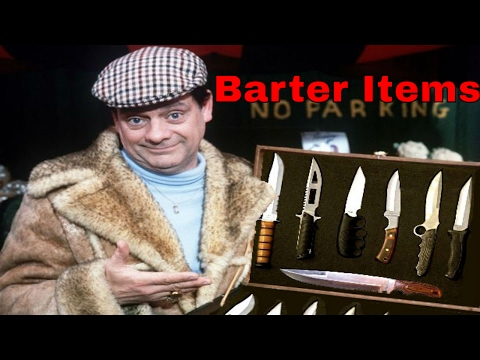 Barter Items for preppers   Hot clip, new video funny   Keclips.Com