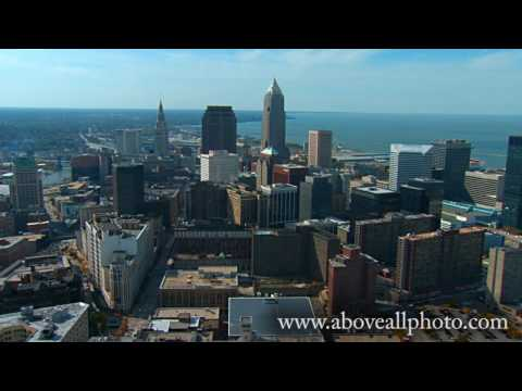 Aerial Video Of Cleveland Ohio By Above All Photography