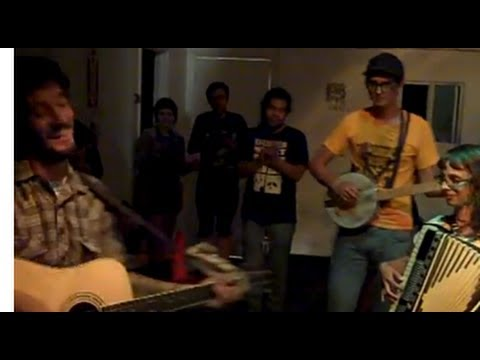 The Taxpayers - acoustic set at VLHS, 08/07/2012 (1 of 2)