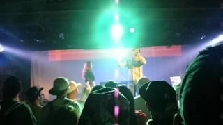 Kero One ft Esna Live @ The Wall, Taipei - Welcome to the Bay