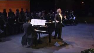 José Carreras sings - Giá il sole del Gange (Scarlatti) - 2008 (1/19)