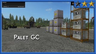 Review Palet GC #FS17