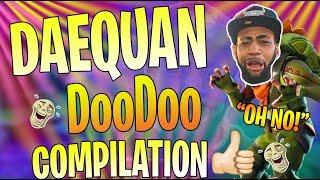 Daequan DOODOO Compilation !!!  Daquan Funny moments  Funniest Moments