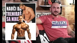 Marko Barić o Nixi Zizu, Simeonu Pandi i fitness influencerima