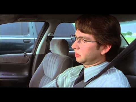 Office Space (1999) - In the car rapping