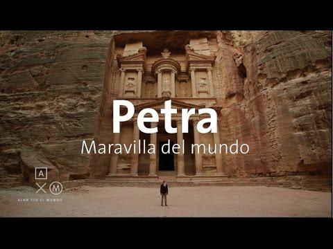 Petra 4K | Jordania #8