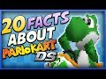 20 Facts About Mario Kart DS You Probably Never Cared For!