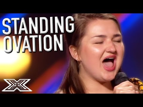 SENSATIONAL Adele Cover On The X Factor Ukraine! | X Factor Global
