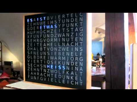 Word Clock (new)