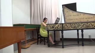音楽の捧げもの 3声のリチェルカーレ Bach Ricercar a 3, Musikalisches opfer