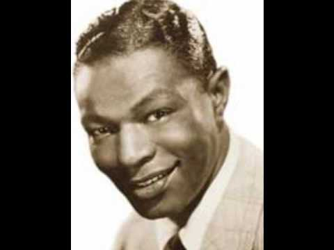 """""""The More I See You""""  Nat King Cole"""