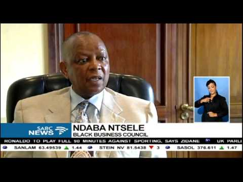 Anglo Ashanti accused of supporting the removal of President Zuma