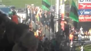 Wacker-Fans in Altach