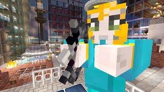 Minecraft Xbox - Power Challenge - Battle Mini-game