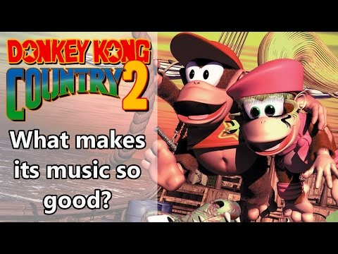 Donkey Kong Country 2 - Music Breakdown
