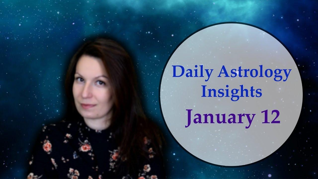capricorn daily horoscope january 12